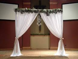 wedding backdrop setup real wedding ceremony backdrop elite events rental