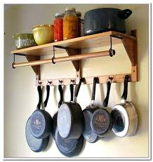 kitchen pan storage ideas baking pan storage create a pull out storage hang a peg board on a