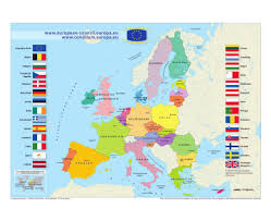 European Map by Maps Of Europe And European Countries Political Maps Road And