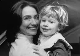 hillary clinton s childhood hillary clinton what i learned from being a mom who works fortune