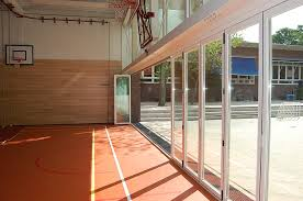 glass door systems sunflex specified building products corporation
