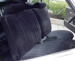 quilted velour heavy duty seat covers
