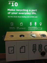 Dispense Ikea by Make Recycling A Part Of Your Everyday Life Simple Up