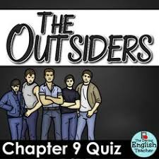 Pinterest     The world     s catalog of ideas Pinterest The Outsiders Chapter   Quiz This Outsiders quiz includes    questions    matching and