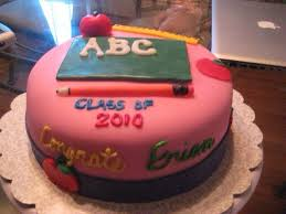 graduation fondant cake ideas 24145 teacher graduation fon