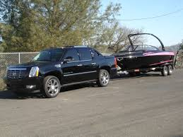 cadillac escalade towing wakeworld discussion board 2007 cadillac ext