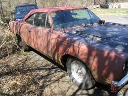plymouth roadrunner dana 60 motor sounds great project fender tag