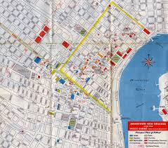 New Orleans Zoning Map by Architecture Research February 2015