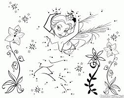 coloring page connect the dots in the picture