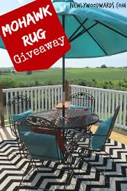 Mohawk Outdoor Rug Sprucing Up The Barn Deck Indoor Outdoor Rugs Outdoor Rugs And