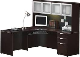 L Shaped Desk With Side Storage Best Custom L Shaped Computer Desk Pictures Liltigertoo