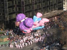 attempted bloggery the 2008 macy s thanksgiving day parade