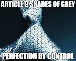 Meme Tie - 50 shades tie imgflip