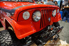 2017 Sema Synergy Jkc 1 Jeepster Commando