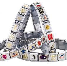 chain link charm bracelet images Link charm bracelets centerpieces bracelet ideas jpg