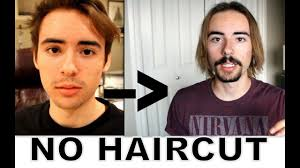1 year without a haircut hair growth update 3 youtube