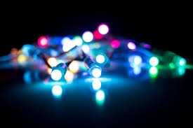 hypnolights color animated string lights by hypnocube