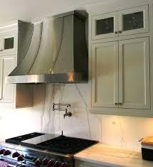 broan kitchen fan hood ducting for range hood flexible metal duct should never be used