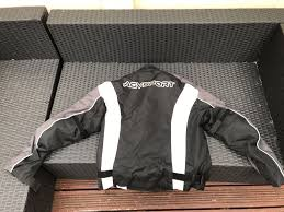 sport motorcycle jacket agv sport motorcycle jacket with padding in broadstone dorset
