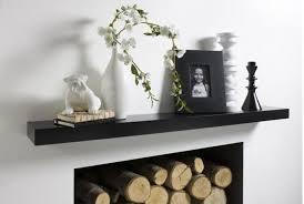 mantle shelf over fireplace