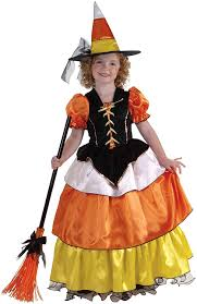 Candy Princess Halloween Costume Amazon Forum Novelties Candy Corn Witch Costume Toddler Size
