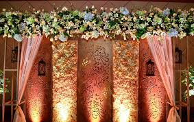 decoration flowers shopzters 40 ways to decorate your wedding with flower walls