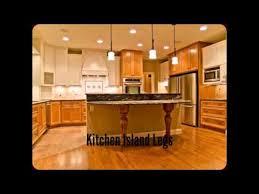 kitchen island with legs kitchen island legs