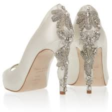 Wedding Shoes Heels Bridal Shoes Freya Rose