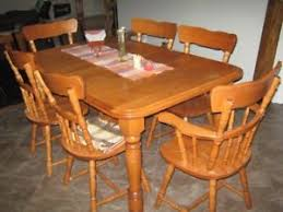 Buy Or Sell Dining Table  Sets In Pembroke Furniture Kijiji - Maple dining room tables
