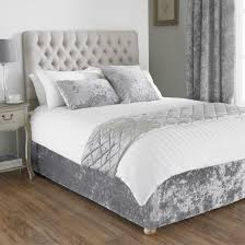 silver bed verona silver bed base wrap