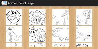 animal coloring pages android apps on google play