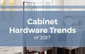 kitchen cabinet industry statistics cabinet hardware trends of 2017 cliffside industries
