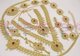 wedding jewellery sets ws6969 american diamond grand bridal jewellery set buy online