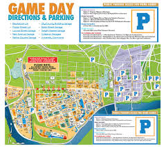 Tennesse Map University Of Tennessee Parking Map Wisconsin Map