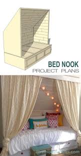 How To Make Your Bedroom Cozy by Best 25 Built In Bed Ideas Only On Pinterest Buy Bedroom Set