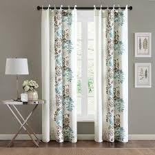 Single Panel Window Curtain Designs Best 25 Off Center Windows Ideas On Pinterest High Curtains