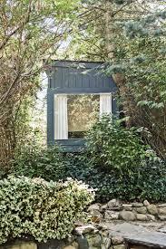 Playhouse Dwell Com by Tiny Garden Retreat On New York U0027s Long Island Gardens Modern