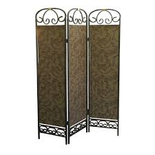 Room Dividers At Home Depot - home decorators collection 6 ft gold 3 panel room divider r850