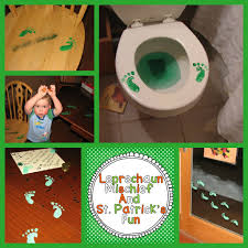 leprechaun mischief and a little freebie differentiated