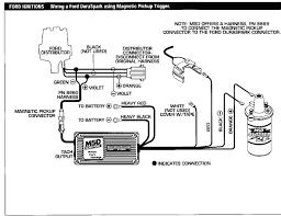 mallory electronic distributor wiring diagram pro comp impressive