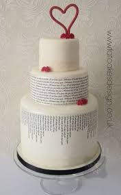 wedding cake song i the paper around the bottom sweetness