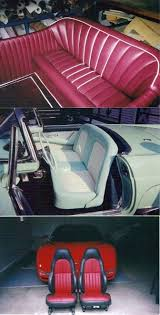 Car Upholstery Detailing Vehicle Upholstery Convertible Tops Auto Detailing Ayer Ma
