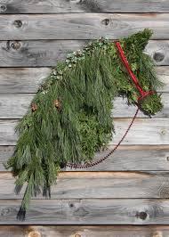 horse wreath decorazioni speciali pinterest wreaths horse
