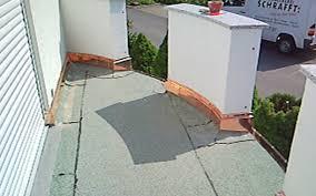 balkon abdichten dachdeckerei schrafft gmbh abdichtungstechnik
