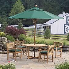 Patio Umbrella 11 Ft Eucalyptus Patio Umbrellas 11 Ft 6 In Octagon Umbrella