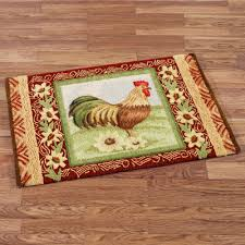 Rooster Kitchen Canisters Rooster Kitchen Rugs Walmart Creative Rugs Decoration