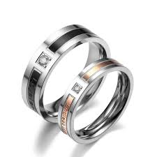 can titanium rings be engraved stunning design loyal and steadfast and endless engraved