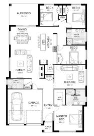 floor plans sydney new home builders opal 27 single storey home designs