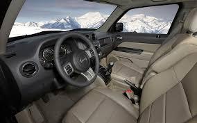 jeep patriot 2010 interior 2011 jeep patriot first drive motor trend