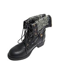 sweater lined foldover combat boots best s fold combat boots review 2015 s fold